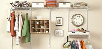 Organizing for Home